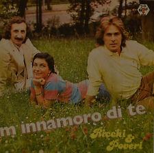 """RICCHI E POVERI - M INNAMORO DI TE    7""""  SINGLE  (I333)"""