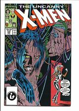 UNCANNY X-MEN # 220 (Storm vs Forge, AUG 1987), NM