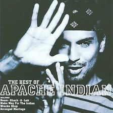 The Best of Apache Indian by Apache Indian (CD, Sep-2000, Spectrum Music (UK))