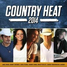 Country Heat 2014 New DVD
