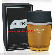 NIB AMBITION by CLOSE TO YOU / C2U FOR MEN 3.4 OZ / 100 ML EAU DE PARFUM SPRAY