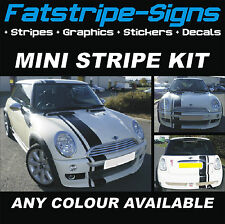 MINI STRIPES OTT CAR GRAPHICS STICKERS DECALS COOPER ONE JCW D 1.6 TURBO