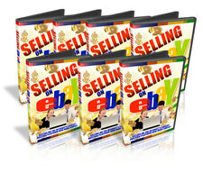 Selling on eBay - Make Money by Learning the Secrets with Video Training-on 1 CD