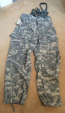 ~US ECWCS GEN III ACU MR SOFT SHELL PANT EXCEL. COLD WEATHER TROUSERS SUSPENDERS