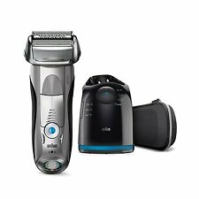 Braun Series 7 7898cc Wet & Dry Electric Shaver with Clean & Charge Station