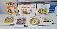 Disney WINNIE THE POOH Toddler/Board Book Lot of 10 *CHRISTMAS/All Year Through*