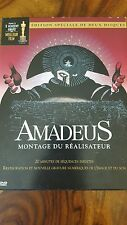 Amadeus - rare french version 2 disc - (Montage réalisateur)(audio english also)