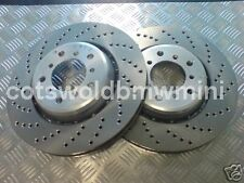 Genuine BMW E46 M3 Front Brake Discs & Brake Pad Set