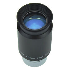 Plossl Design 40mm Eyepiece 1.25inch Telescope Eyepiece for Filters Newest