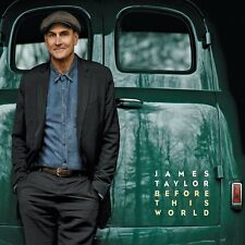JAMES TAYLOR - BEFORE THIS WORLD  (DELUXE EDITION)  CD + DVD NEU