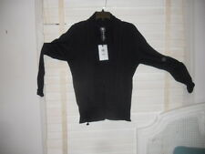 NWT Lilith France~Art to Wear~Lagenlook Quirky Adjustable Sweater Jacket~ XL/LL