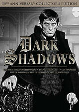 Dark Shadows: 50th Anniversary Compilation (DVD, 2016, 6-Disc Set)