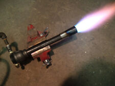 Propane burner for forge or foundry