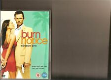 BURN NOTICE COMPLETE SERIES 1 DVD
