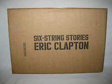 SIX-STRING STORIES by ERIC CLAPTON Genesis Publications DELUXE Edition (#82/350)