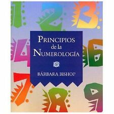 Principios de la numerologia (Spanish Edition), Bishop, Barbara, Good Book