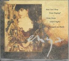 ENYA - How can i keep from singing? CD SINGLE 3TR Europe Release 1991 (WEA)