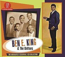 Ben E King / Drifter - Absolutely Essential 3CD Collection [New CD] UK - Import