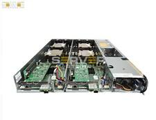QUANTA OPEN COMPUTE WINDMILL SERVER 2 NODE 4x E5-2660 32GB 2x TRAYS ATI 2260