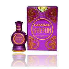 Attar Shefon 15ml by Al Haramain UAE Unisex Arabian Perfume Oil Oudh Sandal Musk
