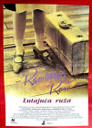RAMBLING ROS 1991 LAURA DERN ROBERT DUVALL DIANE LADD UNIQUE EXYU MOVIE POSTER