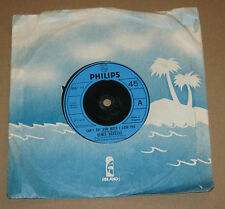 """DEMIS ROUSSOS 7"""" SINGLE CANT SAY HOW MUCH I LOVE YOU EXCL 1976 6042-114 UK"""