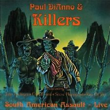 Paul DIANNO & Killers South American Assault (Live)