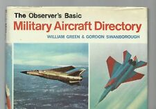 THE OBSERVER'S BASIC MILITARY AIRCRAFT DIRECTORY * GREEN/SWANBOROUGH (HZ404)