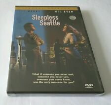 "Sleepless in Seattle (DVD, 1999, Special Edition; Closed Caption)TOM HANKS ""NEW"""
