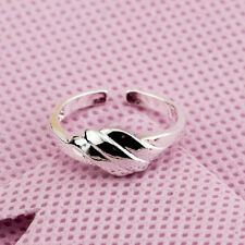 925 Sterling Silver plating Solid fashion jewelry Ring Wholesale SIZE OPEN J11