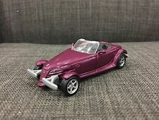 Maisto Plymouth Prowler 1/38 Scale Purple Toy Car