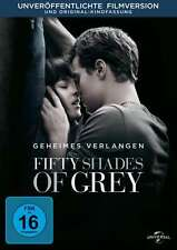 50 FIFTY SHADES OF GREY - SECRET VERLANGEN Dakota Johnson DVD new