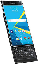 Brand New BLACKBERRY PRIV stv100 32gb - 18mp - 4g-ANDROID-NERO-senza marchio
