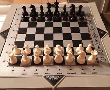 Designer 2000 Electronic Chess Challenger Computer 6102 Vintage Game Fidelity