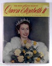 HER MOST GRACIOUS MAJESTY QUEEN ELIZABETH II - Vol.1 by Vivien Batchelor c.1952