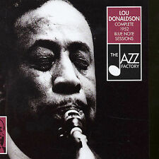 Complete 1952 Blue Note Studio Sessions by Lou Donaldson NEW SEALED 24 BIT CD