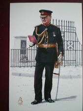 POSTCARD DIRECTOR GENERAL ARMY MEDICAL SERVICES 1998