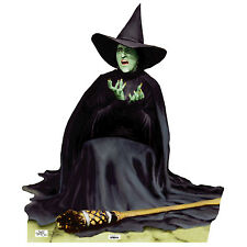 The Wizard of Oz Wicked Witch Melting Lifesize CARDBOARD CUTOUT standee C570