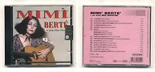 Cd MIMI' BERTE' In arte Mia Martini NUOVO sigillato Replay Music