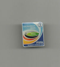 Orig.Pin    Woman`s World Cup Germany 2011 - THE OFFICIAL LOGO  !!  RARE