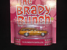2013 HOT WHEELS RETRO TV BRADY BUNCH '71 PLYMOUTH SATELLITE HOTWHEELS MOPAR HTF
