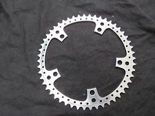 SUGINO 51 TEETH FACTORY DRILLED MIGHTY ROAD 144 BCD CHAINRING  SPROCKET VINTAGE