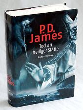 P.D.JAMES - Tod an heiliger Stätte