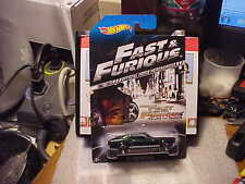 Hot Wheels Fast And Furious '67 Ford Mustang