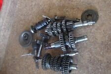 1997 Yamaha YFM350 YFM 350 Warrior ATV Engine Gears Transmission Trani Shift H10