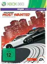 Need For Speed Most Wanted (XBOX 360), Very Good Condition Xbox 360, Xbox 360 Vi