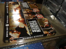 Street Kings (DVD) Keanu Reeves, Forest Whitaker, Hugh Laurie, The Game, NEW!