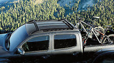 2017 TOYOTA TACOMA FACTORY ROOF RACK FOR DOUBLE CABS ONLY OEM GENUINE ACCESSORY
