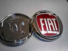 Fregio Logo Stemma Emablema Fiat Anteriore Per Fiat Panda Dal 2003   2012