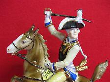 Gräfenthal General von Seydlitz Preussen Reiter Pferd alter Fritz